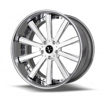 VELLANO VTO CUSTOM CUT 3-PIECE CONCAVE FORGED WHEELS