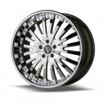 VELLANO VTP 3-PIECE FORGED WHEELS