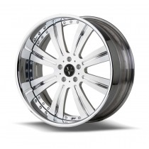 VELLANO VTR 3-PIECE FORGED WHEELS