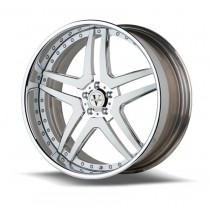 VELLANO VTU 3-PIECE FORGED WHEELS