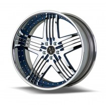 VELLANO VTW 3-PIECE FORGED WHEELS