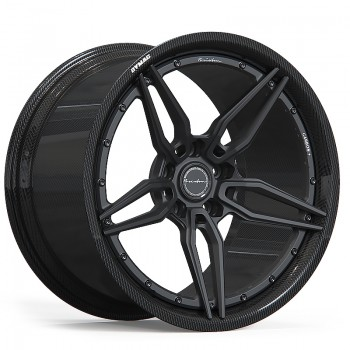 BRIXTON FORGED WHEELS - PF2 CARBON+