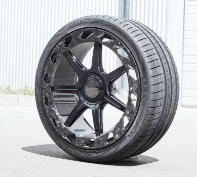 MANSORY Cv7 AIR  light-alloy wheel