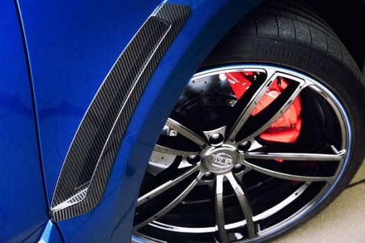 TECHART Porsche Cayenne 92A series Formula III Wheel