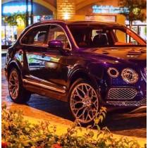 Bentley Bentayga Custom Forged wheels - 22'