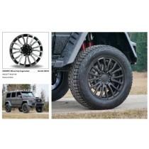 MANSORY M8 4x4  light-alloy wheel