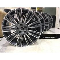 Range Rover Velar 2018 style wheels for Range Rover and Sport