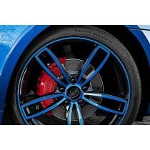 TECHART Porsche 911 GT3 RS 991 series Formula IV Race Wheel