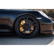 TECHART Porsche 911 Carrera Targa GTS 991.1 Formula IV Race Wheel