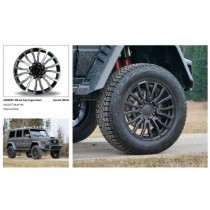 MANSORY M8 4x4  light-alloy wheel