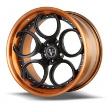 VELLANO VFC 3-PIECE CONCAVE STEP-LIP FORGED WHEELS