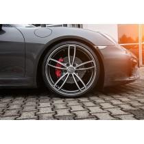 TECHART Porsche Cayman 981 series Formula Wheel